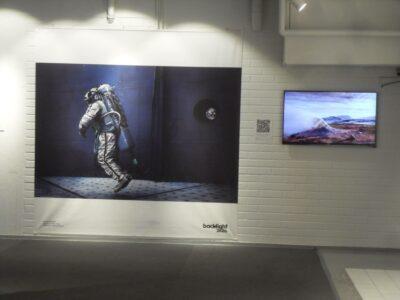 Oriveden Kampus näyttely Backlight2021 valokuva: Mörri Seppälä