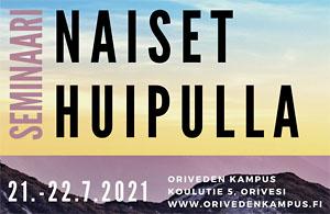 Oriveden Kampus – Naiset huipulla seminaari jännät naiset huippunaiset naisministerit